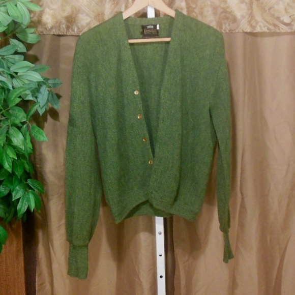 Vintage Sweaters Mens 60s Cardigan Sweater Poshmark